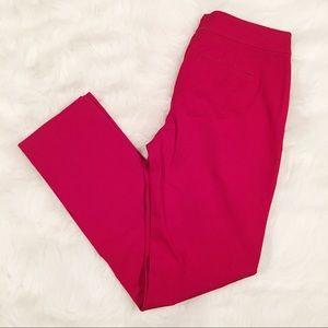 NWT J. Jill true red dress pants/slacks size 4